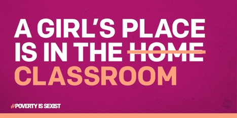 #GirlsCount to 130 Million