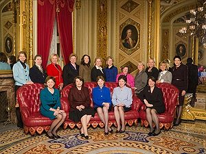 Strong Women, Strong Government