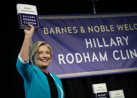 Opinions on Hillary Clinton's Memoir, What Happened