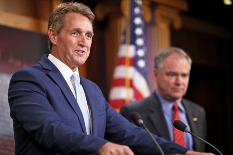 Jeff Flake and the future of the senate