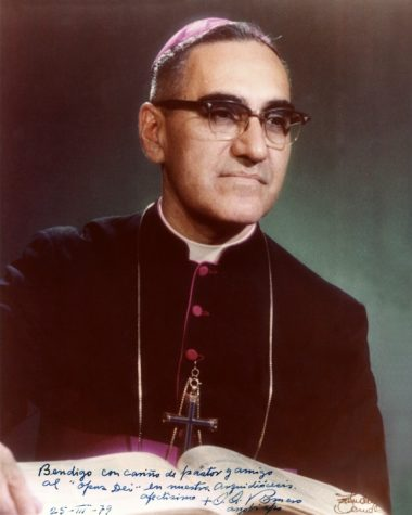 Oscar Romero Inspiring Us to Pay It Forward at Saint Ignatius