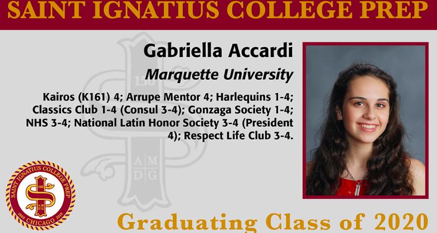 Gabriella Accardi.