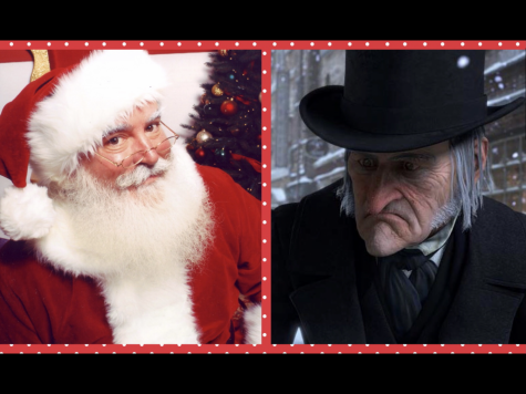 Are you a Santa or a Scrooge?