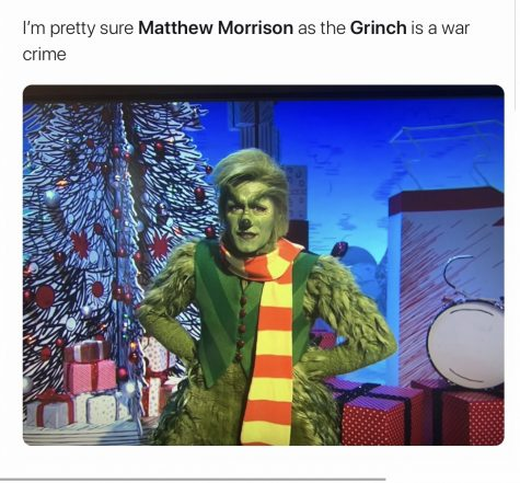 NBC's Questionable Grinch Pick