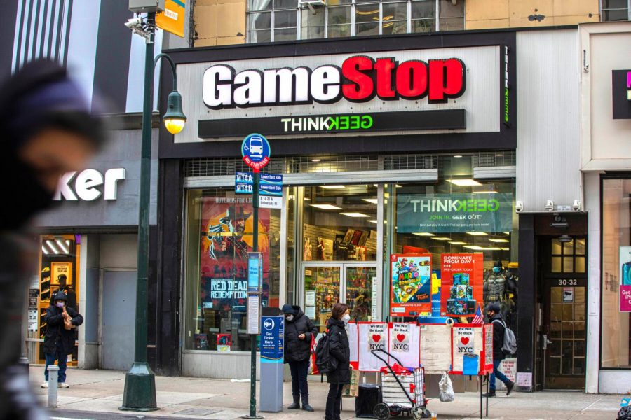 The GameStop Short Squeeze
