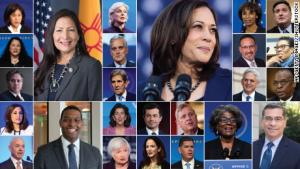 President Biden's cabinet picks Courtesy of CNN